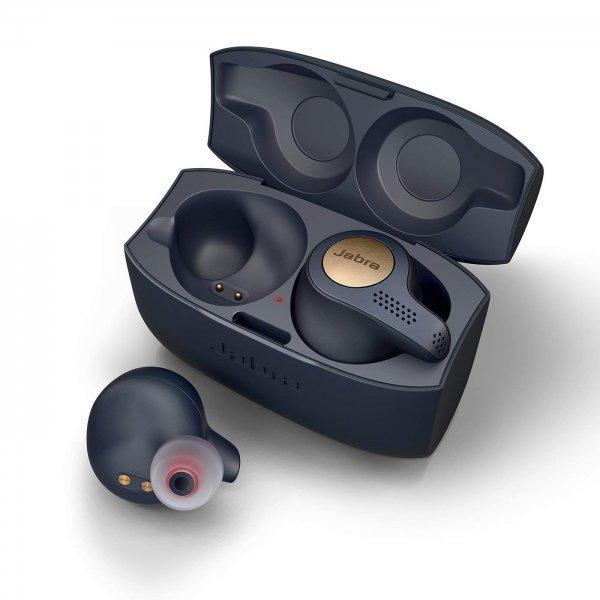 Jabra Elite Active 65t หูฟังออกกำลังกายไร้สาย True Wirelessป้องกันเหงื่อและละอองน้ำ โดย TSM
