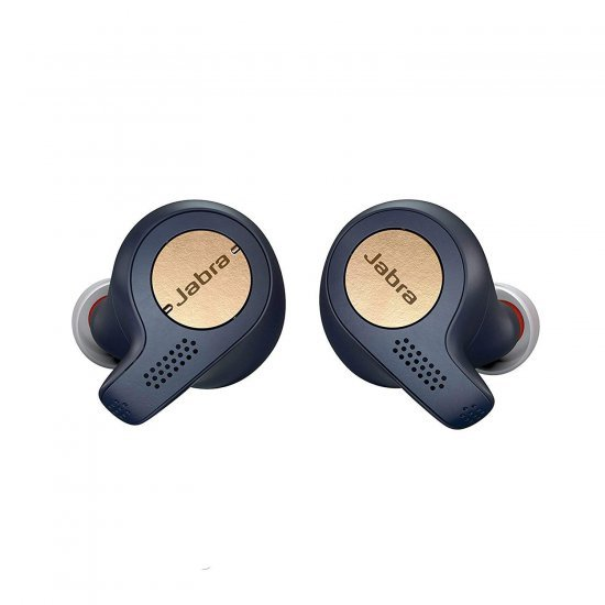 Jabra Elite Active 65t หูฟังออกกำลังกายไร้สาย True Wirelessป้องกันเหงื่อและละอองน้ำ