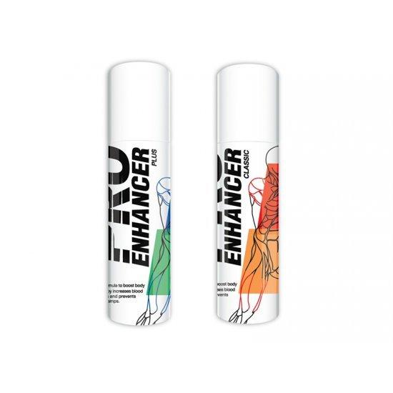 Pro Enhancer (สูตรใหม่) สเปรย์บรรเทาอาการปวด ป้องกันตะคริว นักวิ่ง นักปั่น