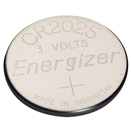 Energizer CR2025 3V ถ่านนาฬิกา - RCX3, FT80, FT60, FT40 และ Polar transmitter