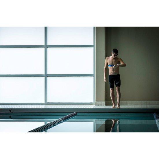 Garmin HRM Tri+HRM Swim สายคาดหน้าอกว่ายน้ำและไตรกีฬา