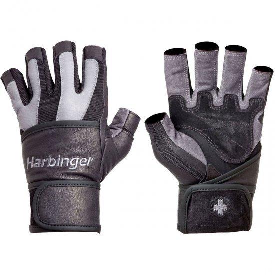 Harbinger 1340 BioFlex Wristwrap ถุงมือฟิตเนส - USA Authentic