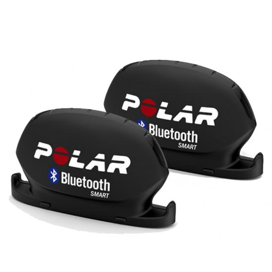Polar Bluetooth Speed & Cadence Sensors เพิ่มประสิทธิภาพการปั่นจักรยาน