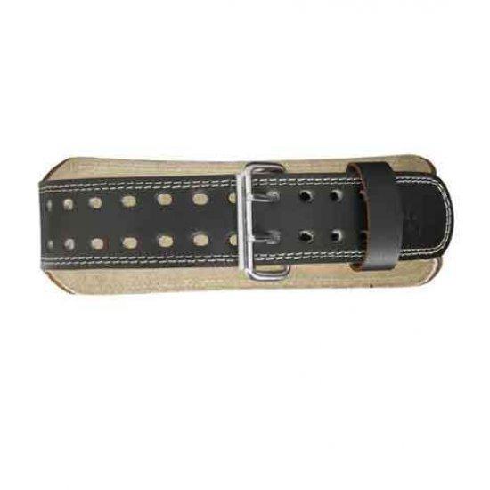 "Harbinger 4"" Leather Belt เข็มขัดยกน้ำหนัก - USA Authentic"
