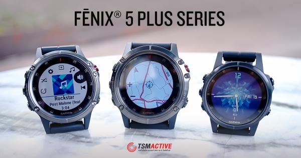 ร ว ว Garmin Fenix 5 Plus Series Fenix 5 Series นาฬ กา Gps ม ลต